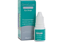 Капли для глаз 	  Sauflon Оptoclean Brightening Eye Drops 10 ml