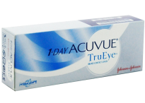 Однодневные линзы Johnson & Johnson 1-DAY Acuvue TruEye